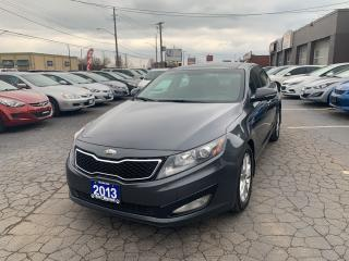 Used 2013 Kia Optima EX Turbo+ for sale in Hamilton, ON