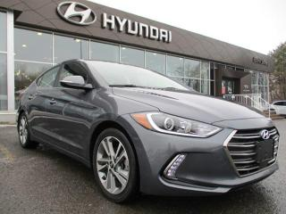 Used 2017 Hyundai Elantra Limited SE for sale in Ottawa, ON