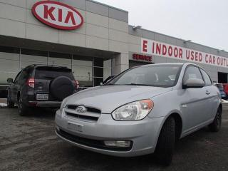 Used 2010 Hyundai Accent ACCENT GL SOLD AS-IS for sale in Nepean, ON