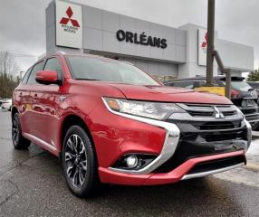 Used 2018 Mitsubishi Outlander Phev SE Touring for sale in Orléans, ON