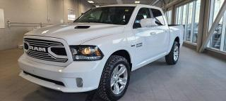 Used 2018 RAM 1500 4X4 Crew Sport for sale in Ottawa, ON