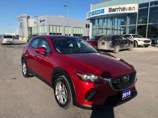 Used 2016 Mazda CX-3 GS Luxury AWD for sale in Ottawa, ON