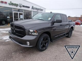 New 2021 RAM 1500 Classic NIGHT EDITION for sale in Arnprior, ON