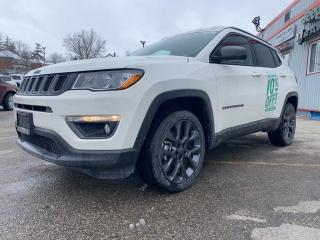 New 2021 Jeep Compass 80th Anniversary Edition | 8.4
