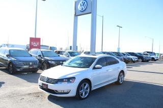 Used 2015 Volkswagen Passat 2.0L TDI DSG Highline for sale in Whitby, ON