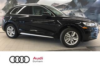 Used 2018 Audi Q5 2.0T Komfort + CarPlay | Dual Climate | Keyless for sale in Whitby, ON