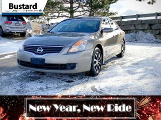 Used 2008 Nissan Altima 4dr Sdn I4 CVT 2.5 S | Power Windows | Automatic for sale in Waterloo, ON