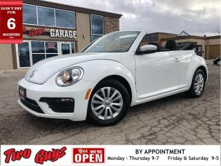 Used 2018 Volkswagen Beetle Convertible Trendline | Convertible | Auto | B/Up Cam | for sale in St Catharines, ON