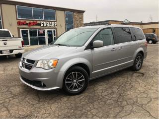 Used 2016 Dodge Grand Caravan SXT Premium Plus   Leather   Pwr Seat   for sale in St Catharines, ON