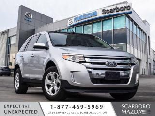 Used 2011 Ford Edge 4dr SEL AWD| 1OWNER| CLEAN CARFAX|LEATHER for sale in Scarborough, ON
