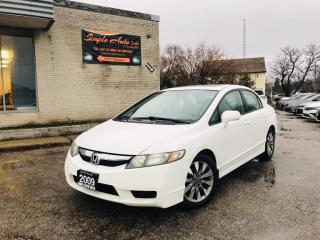 Used 2009 Honda Civic 4dr Auto EX-L for sale in Barrie, ON