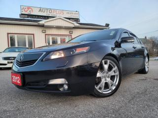 Used 2012 Acura TL 4dr Sdn Auto SH-AWD w/Elite Pkg for sale in Oshawa, ON