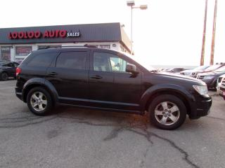 Used 2009 Dodge Journey SXT 3.5L V6 7 Passenger No Accident Certified  2YR Warranty for sale in Milton, ON