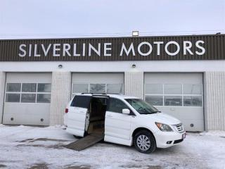 Used 2008 Honda Odyssey Touring for sale in Winnipeg, MB