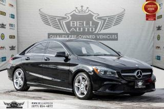 Used 2014 Mercedes-Benz CLA-Class CLA 250, NO ACCIDENTS, AWD, HEATED SEATS. for sale in Toronto, ON
