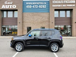 Used 2015 Jeep Renegade 4 RM, North Edition for sale in St-Eustache, QC