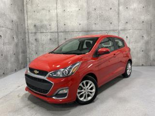Used 2019 Chevrolet Spark LT HATCHBACK AUTOMATIQUE CAMERE DE RECUL for sale in St-Nicolas, QC