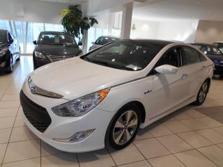 Used 2012 Hyundai Sonata LIMITED ** GPS,TOIR,CUIR,CAMERA,IMBATTA for sale in Montréal, QC