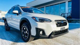Used 2018 Subaru XV Crosstrek Sport CVT w-EyeSight,toit,siege électrique, for sale in Lévis, QC