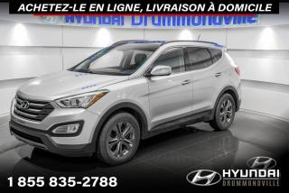 Used 2016 Hyundai Santa Fe Sport LUXURY + NAVI + TOIT PANO + CUIR + WOW ! for sale in Drummondville, QC