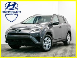 Used 2017 Toyota RAV4 LE SIÈGES CHAUFFANTS CAM DE RECULBLUETOOTH for sale in Brossard, QC