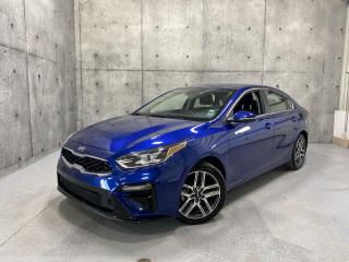 Used 2020 Kia Forte EX + TOIT OUVRANT APPLE CARPLAY TECH PACK for sale in St-Nicolas, QC