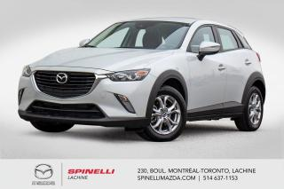 Used 2018 Mazda CX-3 GS AWD Sieges Chauffants Camera de Recule Mazda CX-3 GS AWD 2018 for sale in Lachine, QC