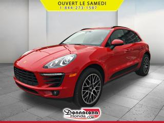 Used 2018 Porsche Macan AWD *TURBO POWER* for sale in Donnacona, QC