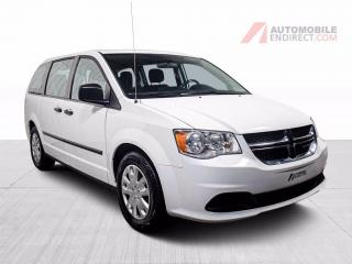 Used 2017 Dodge Grand Caravan SXT A/C for sale in St-Hubert, QC