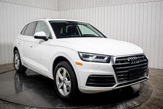 Used 2018 Audi Q5 PROGRESSIV QUATTRO CUIR TOIT GPS CAMERA for sale in St-Hubert, QC