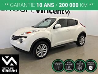 Used 2013 Nissan Juke SV ** GARANTIE 10 ANS ** VUS plaisant à conduire et au look exclusif! for sale in Shawinigan, QC