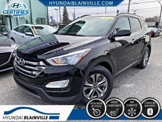 Used 2015 Hyundai Santa Fe Sport MAGS, BLUETOOTH, A/C, BANCS CHAUFFANTS, for sale in Blainville, QC