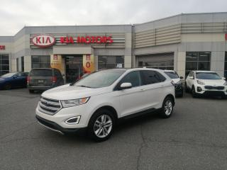 Used 2015 Ford Edge SEL AWD NAV**TOIT PANORAMIQUE **CAMERA DE RECUL for sale in Mcmasterville, QC