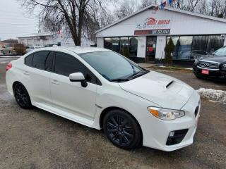 Used 2017 Subaru WRX Base for sale in Barrie, ON