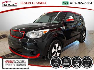 Used 2018 Kia Soul EV* GPS* CAMERA* SIEGES CHAUFFANTS* for sale in Québec, QC