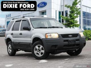 Used 2004 Ford Escape XLS for sale in Mississauga, ON