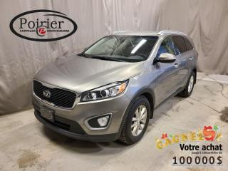 Used 2016 Kia Sorento 2.4L LX VUS à bas prix for sale in Rouyn-Noranda, QC