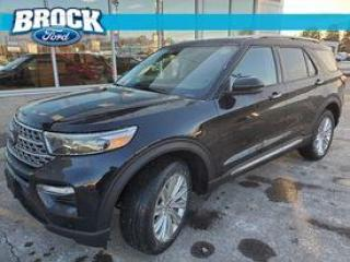 New 2021 Ford Explorer LIMITED for sale in Niagara Falls, ON