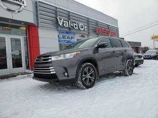 Used 2018 Toyota Highlander LE+1PROPRIO+GARANTIE PROLONGÉE for sale in Val-d'Or, QC
