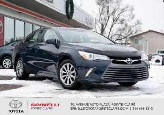 Used 2015 Toyota Camry XLE GPS for sale in Pointe-Claire, QC