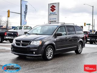Used 2014 Dodge Grand Caravan 30th Anniversary ~Nav ~DVD ~Backup Camera ~Leather for sale in Barrie, ON