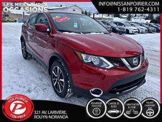 Used 2018 Nissan Qashqai Sv ( frais vip 395$ non inclus) for sale in Rouyn-Noranda, QC