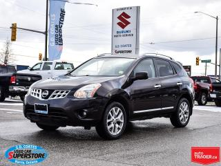 Used 2012 Nissan Rogue SL AWD ~Nav ~Surround Camera ~Heated Leather ~Roof for sale in Barrie, ON