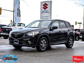 Used 2014 Mazda CX-5 GX AWD ~Nav ~Bluetooth ~Power Windows + Locks ~A/C for sale in Barrie, ON