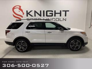 Used 2014 Ford Explorer SPORT for sale in Moose Jaw, SK