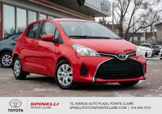 Used 2015 Toyota Yaris LE HB for sale in Pointe-Claire, QC