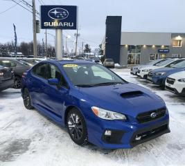 Used 2018 Subaru Impreza WRX 2.0i AWD ** TURBO ** for sale in Victoriaville, QC