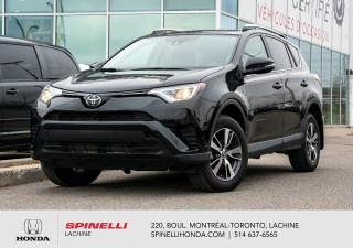 Used 2018 Toyota RAV4 LE FWD MAGS BLUETOOTH AUTO*BLUETOOTH*CRUISE*SIEGES CHAUFFANTS*CAMERA*++ for sale in Lachine, QC