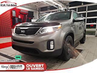 Used 2015 Kia Sorento *LX*V6*AWD*BLUETOOTH*A/C* for sale in Québec, QC