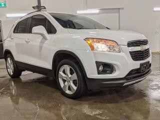 Used 2014 Chevrolet Trax 2014 Chevy Trax LTZ  AWD, CUIR, TOUT EQU for sale in St-Lazare, QC